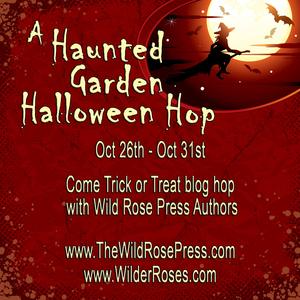 A Haunted Garden Halloween Blog Hop!