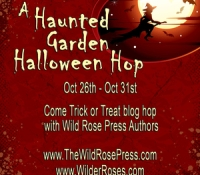 A Haunted Garden Halloween Blog Hop!