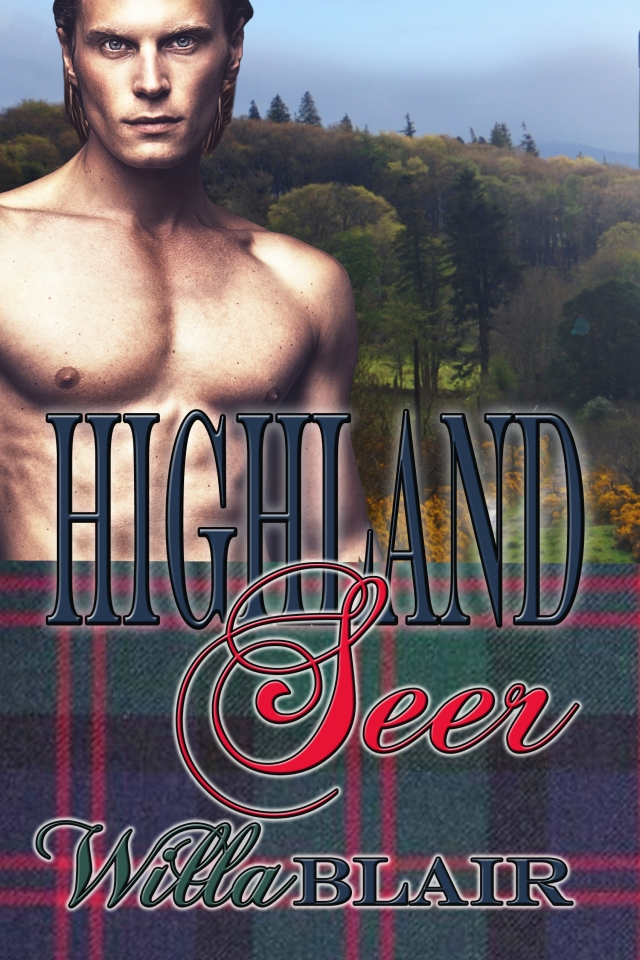 HIGHLAND SEER Out on Kindle NOW!