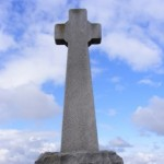 Memorial Cross at Flodden Field