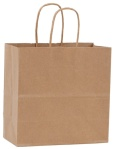 Shopping Bags Plain_Kraft Shopping Bags.KS4mini