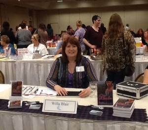 Book signing mayhem!