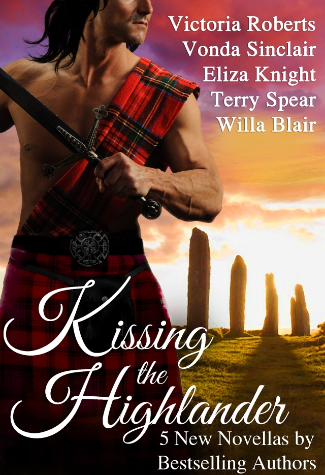 Kissing the Highlander final